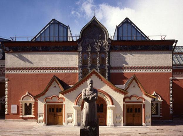 Galeria Tretyakov Museu_16