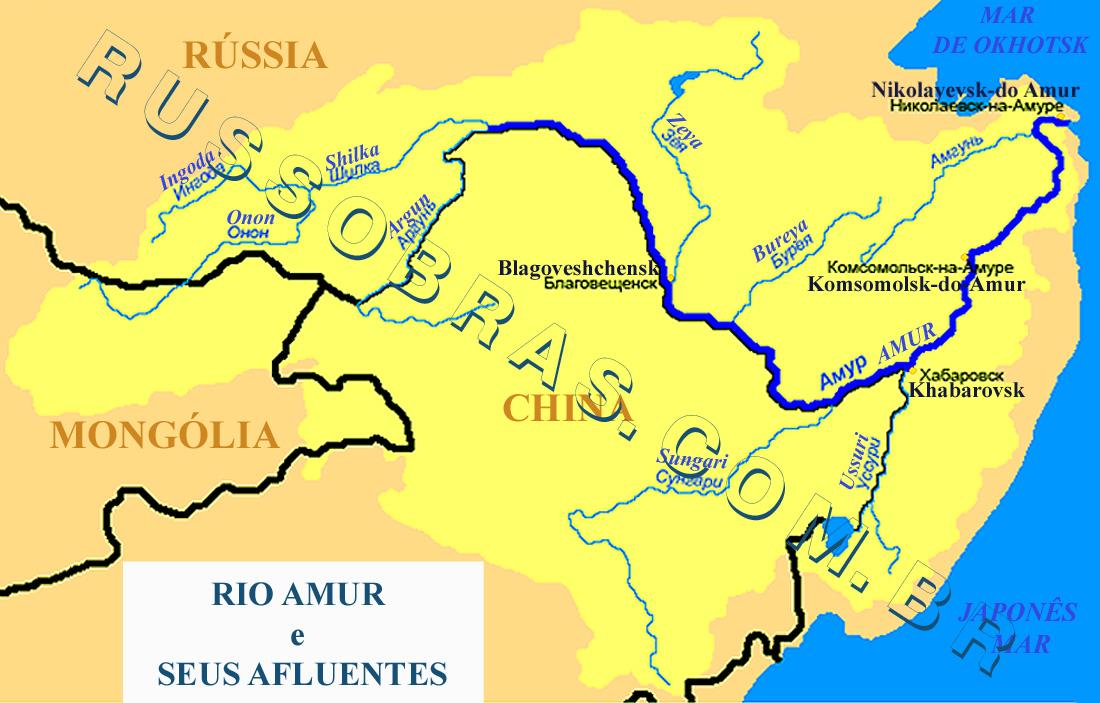 Rio Volga Mapa Fisico.Recursos Hidricos Da Federacao Da Russia Os Maiores Rios